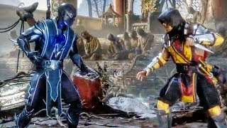 Mortal Kombat 11 Noob Saibot Gameplay Walkthrough (2019)