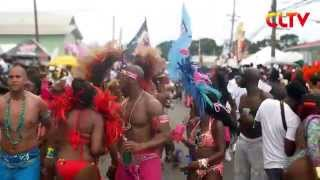 Barbados Crop Over Kadooment Uncut 2015 Carnival Live TV