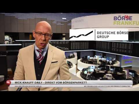 Wird die London Stock Exchange deutsch oder bleibt sie britisch? Mick Knauff Daily - 05.07.2016