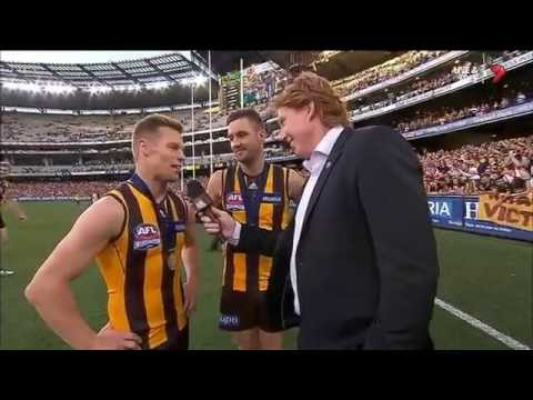 2014 AFL Grand Final - Sydney v Hawthorn Ch.7 post match