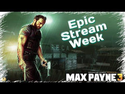 Смотреть прохождение игры EPIC STREAM WEEK | MAY 2020 | Day 8: Max Payne 3 | Igorelli