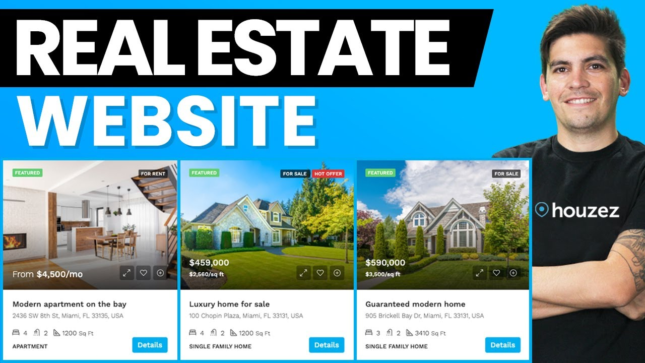 How To Make A Real Estate Website With Wordpress 2021