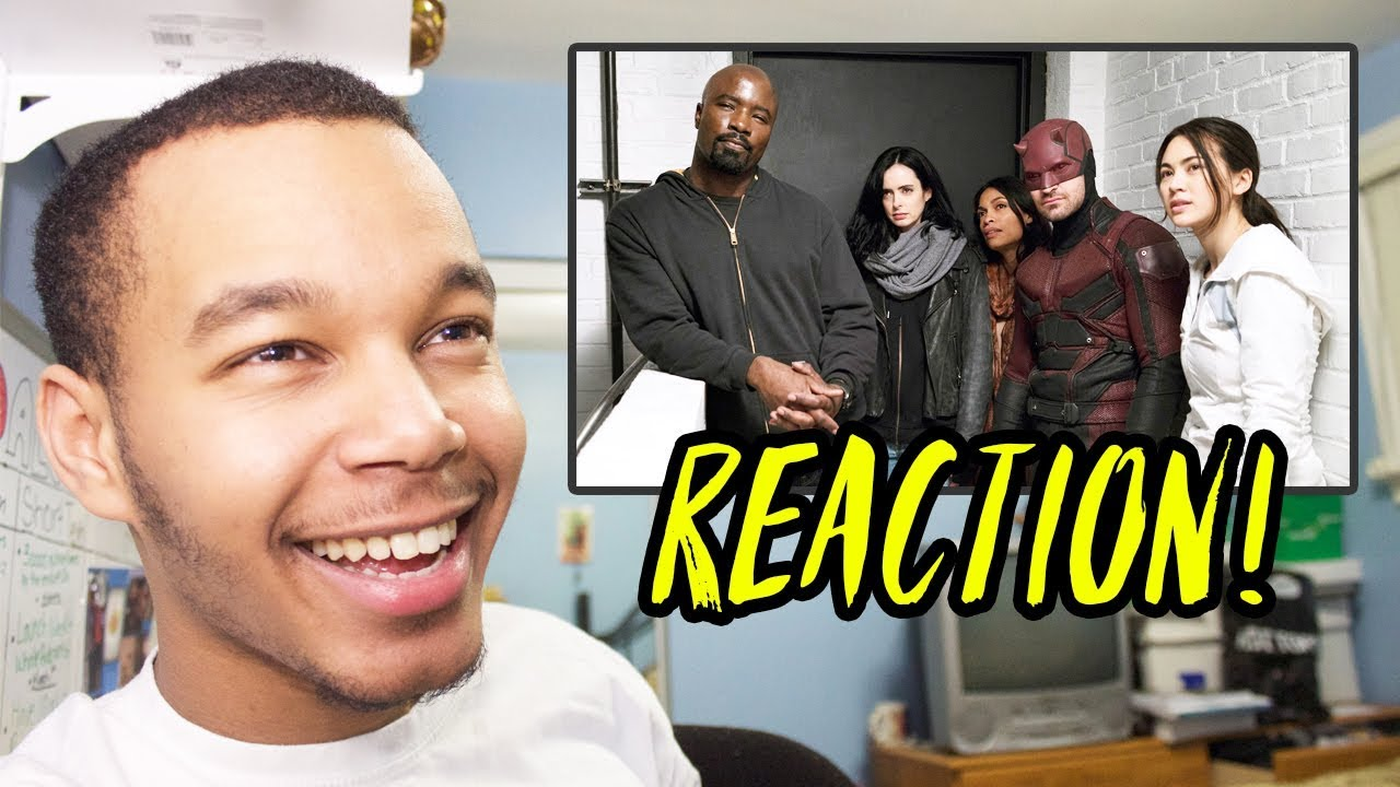 """Download The Defenders Season 1 Episode 7 """"Fish in the Jailhouse"""" REACTION!"""