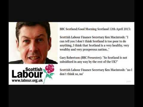 Ken Macintosh on Good Morning Scotland