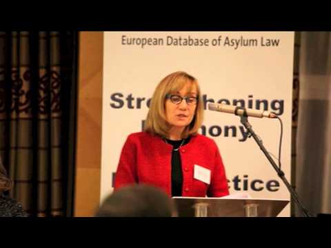 #EDAL14: Diane Goodman, Putting the CEAS to the test? Syrian refugees in the EU