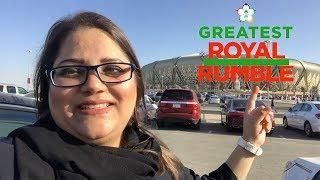 WWE Greatest Royal Rumble Jeddah | Vlog1