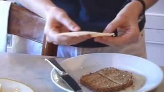 Gumbonation:  Trina Mckillen Steinberg Makes Irish Brown Bread