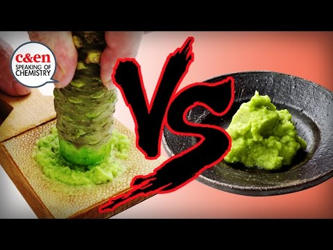The Truth About Wasabi - Speaking of Chemistry