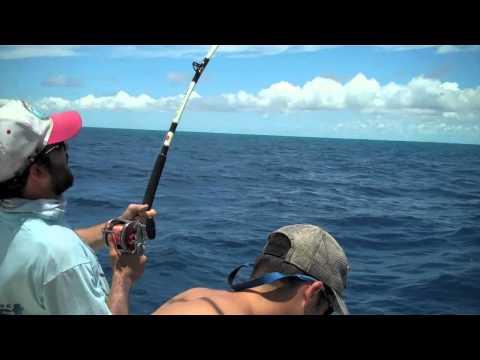 Fishing Off Big Pine Key Florida