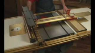 Table Saw Ls Super System From Incra Presented By Woodcraft