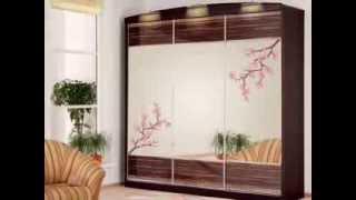 видео Распашные межкомнатные двухстворчатые двери для зала и других комнат