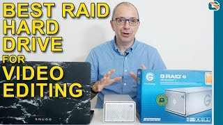 G-Technology G-RAID Thunderbolt 3 Hard Drive Review & Speed Test