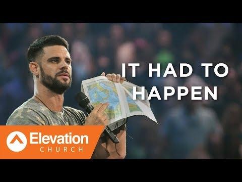 видео: Стивен Фуртик - Так должно было быть (it had to happen) | Проповедь (2017)