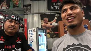 Mikey Garcia Reaction To News Manny Pacquiao Signs With Al Haymon EsNews Boxing