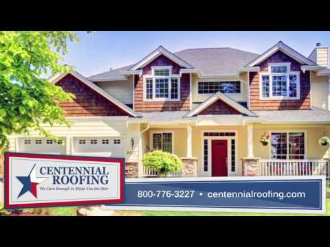 Centennial Roofing   Roofing in DeSoto