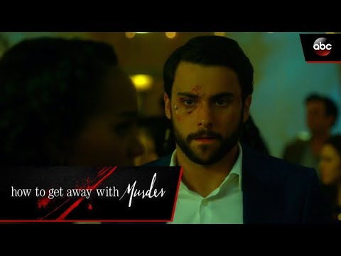 Season 5 Episode 4 Ending - How To Get Away With Murder
