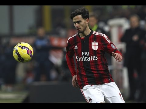 Suso first match with A.C. Milan (Coppa Italia 27/01/2015)