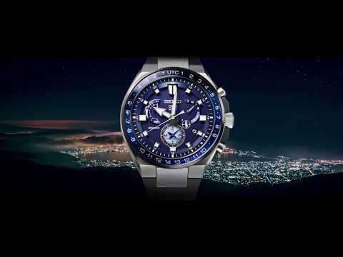 Seiko Astron Promotion Film for the executive sports series (full ver.)