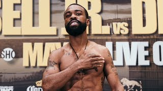 Russell Jr. vs. Diaz Jr.: Weigh-In | SHOWTIME CHAMPIONSHIP BOXING thumbnail