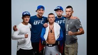 Пётр Ян - Дорога к дебюту в UFC