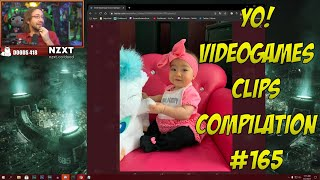 YoVideoGames Clips Compilation #165