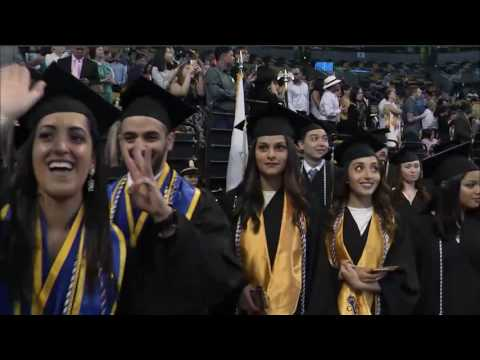 UMass Boston  2016 Commencement (Captioned Version)