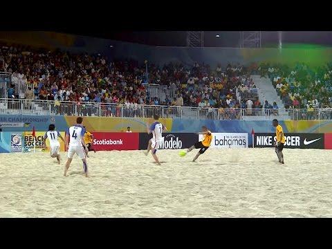 Beach National Team vs. Bahamas: Highlights - Feb. 26, 2017