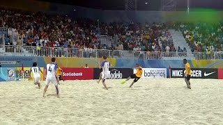 Beach National Team vs. Bahamas: Highlights - Feb. 26, 2017