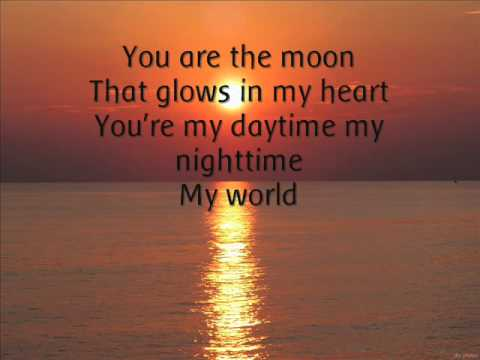 Michael Jackson You Are My Life Lyrics Youtube