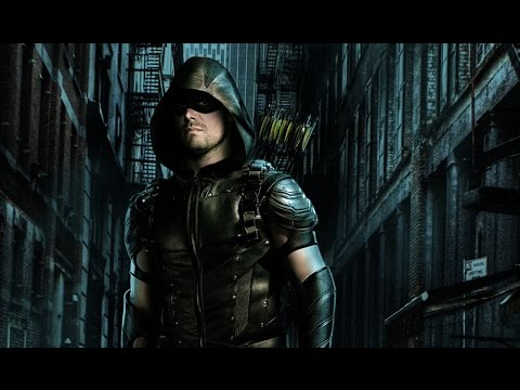 Arrow Season 5 ↣ Feel Invincible