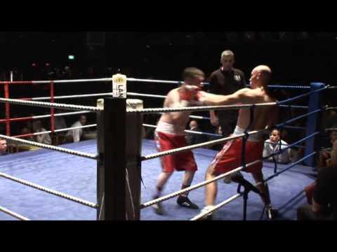IBA Boxing - Mike Downs v Tony Chapman - Circus Tavern