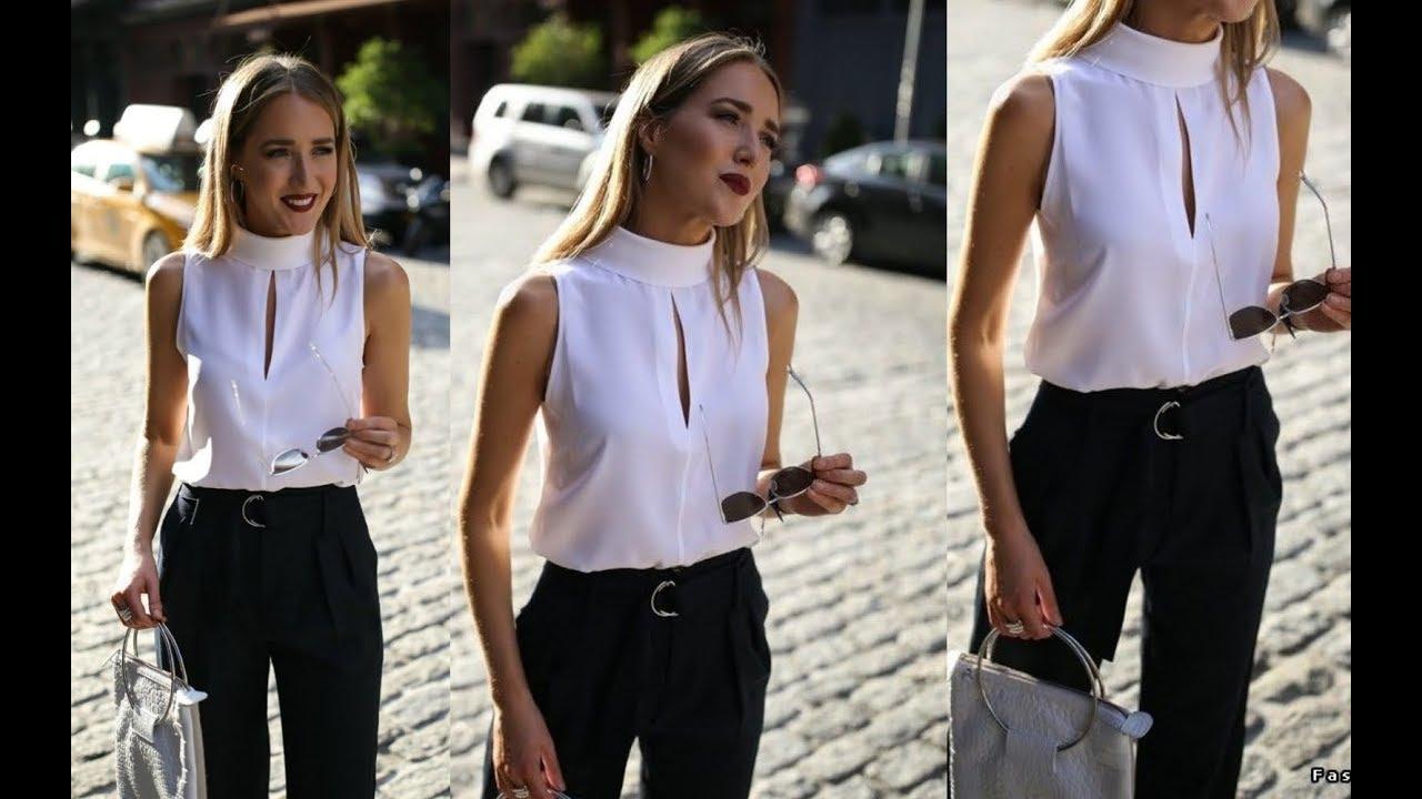 Como Vestir Elegante Y Con Clase Tendencias Ropa Mujer 2018