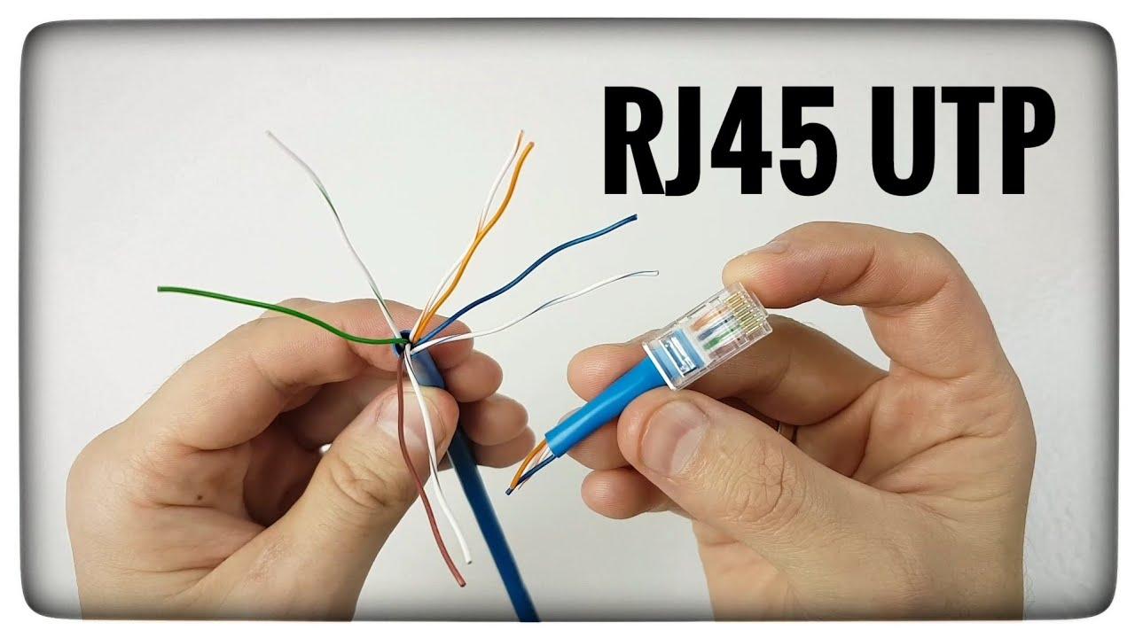 Rj45 podłączyć
