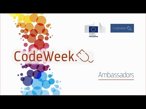 EU Code Week 2016 - Which project you are most proud of?