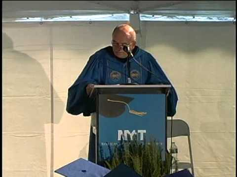 School of Architecture and Design: NYIT Commencement 2011