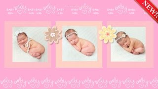 Welcome Baby Alexa /  Proshow Producer Project