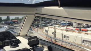 Sealine 365 Sports Cruiser Triple Engined Model - Boatshed - Boat Ref#221110