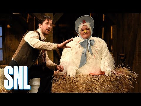 Henrietta & The Fugitive - SNL