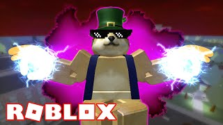 Roblox Super Power Training Simulator in a nutshell
