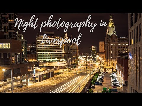 Night Photography In Liverpool