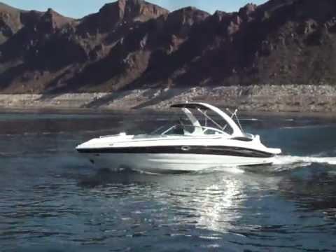 2009 Azure Marine AZ 298 Lake Test Boulder Boats Lake Mead
