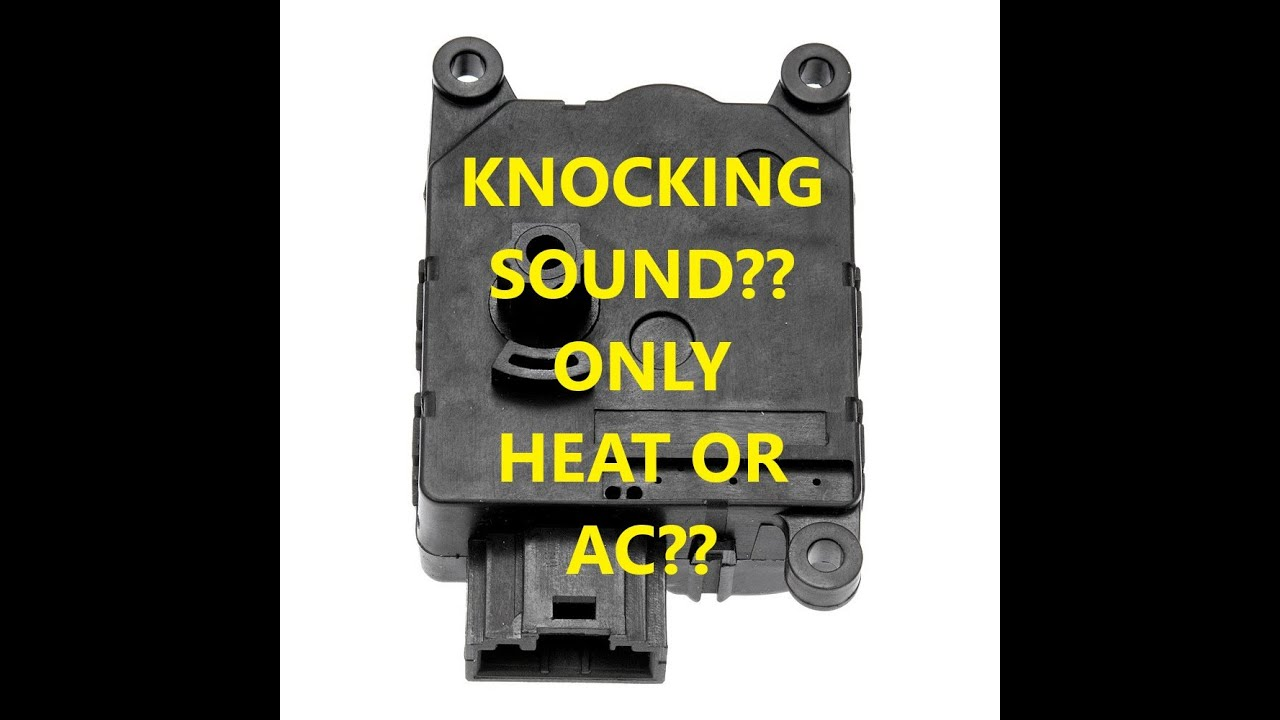medium resolution of how to troubleshoot and replace heat ac blend door actuator 2006 jeep grand cherokee