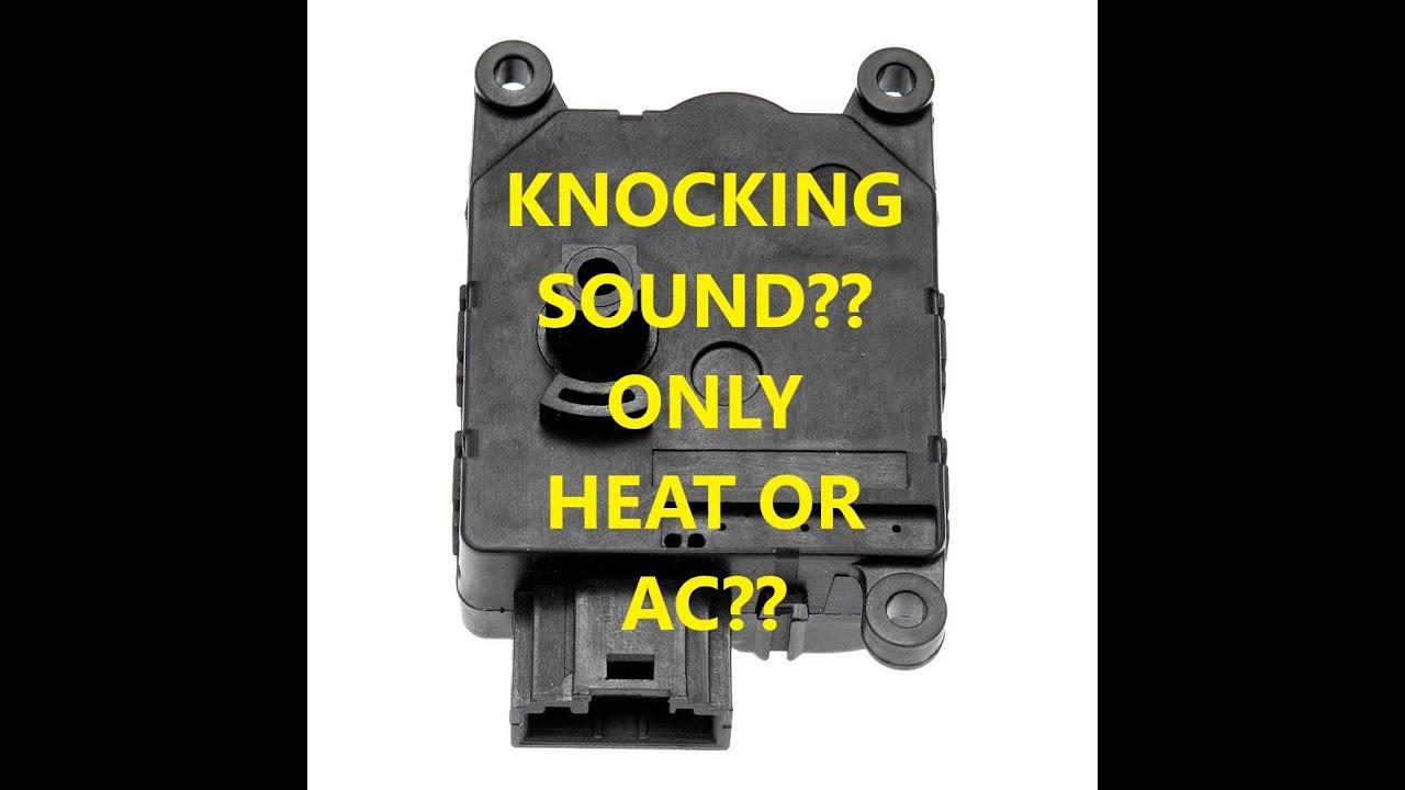 how to troubleshoot and replace heat ac blend door actuator 2006 jeep grand cherokee [ 1280 x 720 Pixel ]