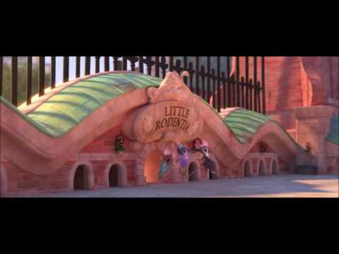 Zootopia:  Catch the Weasel. HD (Judy's first case.)