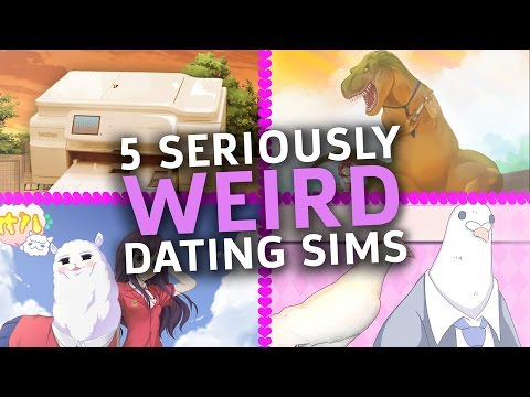 Weirdest dating sims cracked