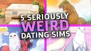 5 Seriously Weird Dating Sims