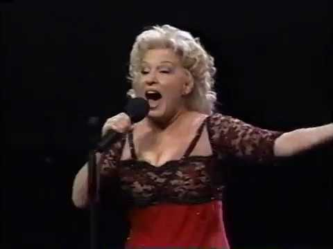 Bette Midler - ' I Regret Everything ' The Divine Miss Millennium