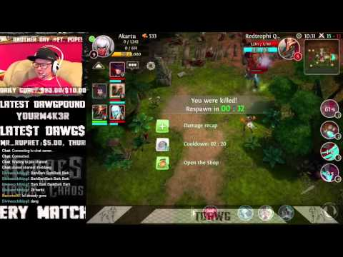Akartu Cat HOC Heroes of Order & Chaos 3v3