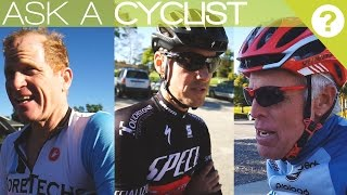 Ask A Cyclist - How Was Your First Race?