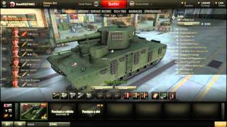 tier 8, O Ho heavy tank review